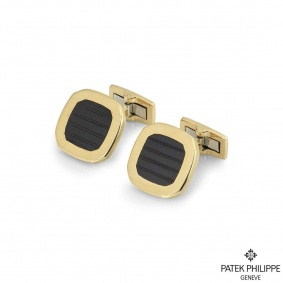 Patek Philippe Yellow Gold Cufflinks